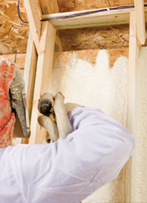 Regina Spray Foam Insulation Services and Benefits